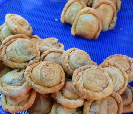 Night Market Duck Empanadas