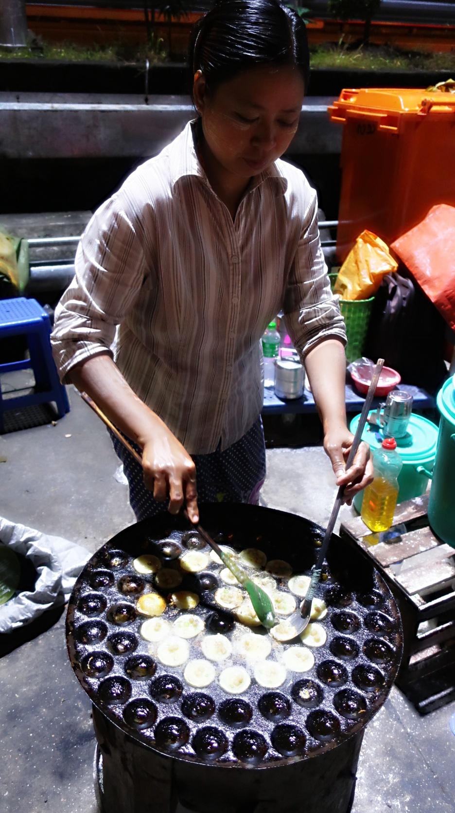 Night Market Snacks