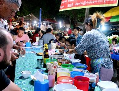 Chinese Night Market