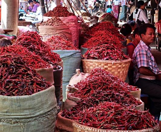 Zay Cho chili