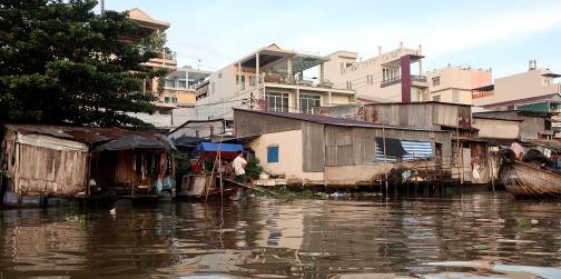 Mekong homes