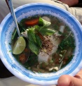 Cai Rang pork Pho