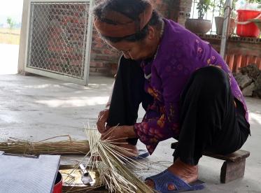 Broom making