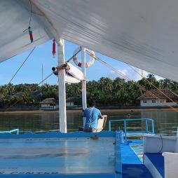 The Bicol Dive Boat