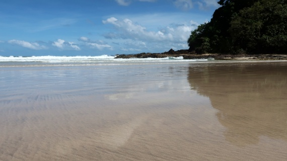 Sabang Beach