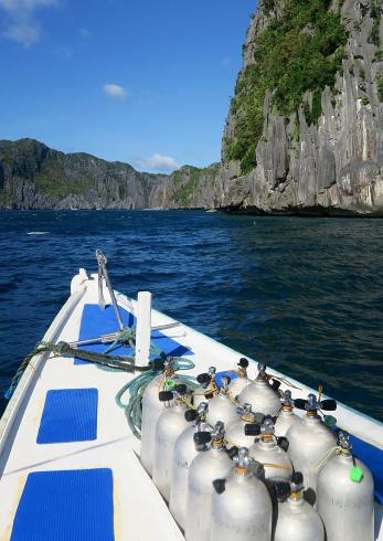 Palawan Dive Boat