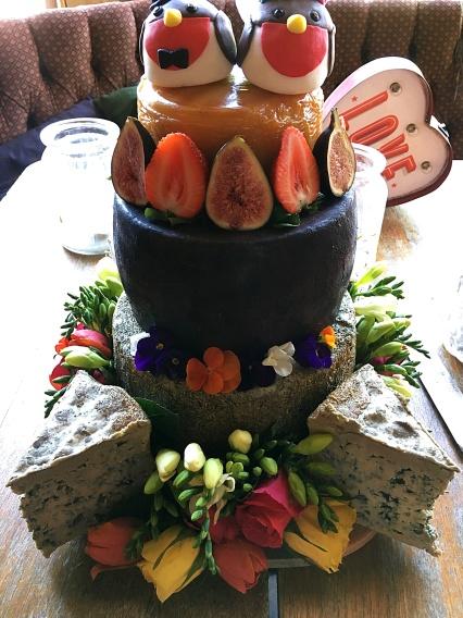 Spanish Cheese Cake
