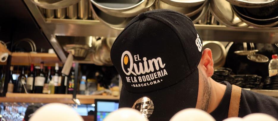 Quim - La Boqueria